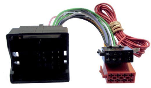 RENAULT TRAFIC 2014 Cavo adattatore autoradio connettore ISO per OPEL VIVARO